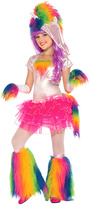 Rubie's Costume Co Pink Rainbow Unicorn Dress-Up Set - Girls