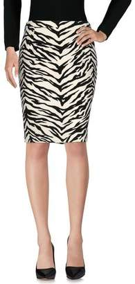 Moschino Cheap & Chic Moschino Cheap And Chic MOSCHINO CHEAP AND CHIC Knee length skirt
