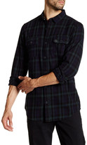 Globe Midnight Plaid Regular Fit Shirt