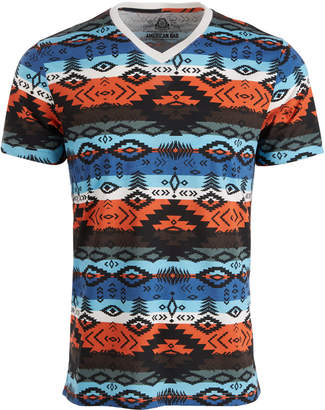 American Rag Men Southwestern Striped T-Shirt