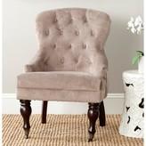 Safavieh Samanna Arm Chair Taupe