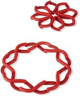 Umbra Expanda Trivet - Red