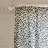 Minted Painterly Ikat Curtains