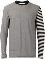 Golden Goose Deluxe Brand striped longsleeved T-shirt