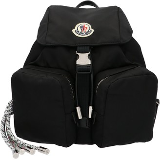 Moncler Dauphine Logo Patch Mini Backpack