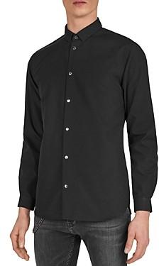 The Kooples Faille Shirt