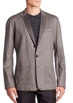 Giorgio Armani Knit Jacket