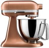 KitchenAid Artisan Mini Stand Mixer with Flex Edge Beater, Copper
