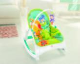 Fisher-Price Rainforest Friends Newborn-to-Toddler Portable Rocker