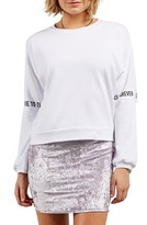 Volcom Women's Crew To This Sweatshirt