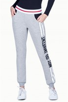 Select Fashion Fashion Womens Grey Not So Innocent Jogger - size 6