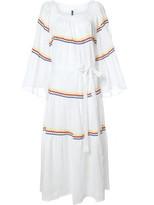 Lisa Marie Fernandez peasant maxi dress