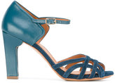 Chie Mihara Samaia sandals - women - Leather/Suede/rubber - 38