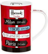 Harrods Sign Posts Mug