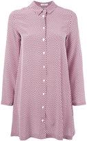 Equipment 'Lenox' shirt dress - women - Silk - M