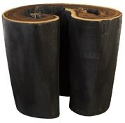 Phillips Collection Origins Abstract End Table
