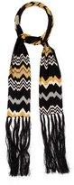 Missoni Patterned Wool Stole