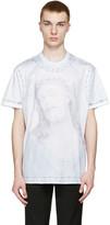 Givenchy Blue Jesus T-Shirt