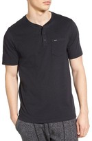 Hurley Men's Lagos 3.0 Dri-Fit Henley T-Shirt