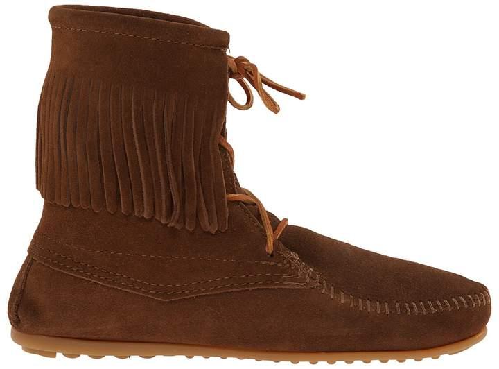 Minnetonka Tramper Ankle Hi Boot Women's Pull-on Boots