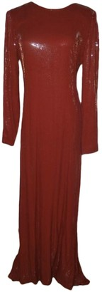 Diane von Furstenberg Red Silk Dresses