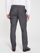 Very Slim Suit Trousers - Charcoal