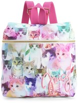 Juicy Couture Reigning Cats Nylon Backpack