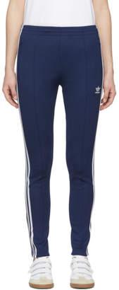 adidas Blue SST Track Pants