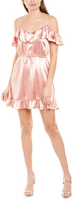 BB Dakota Got To Be Real Mini Dress