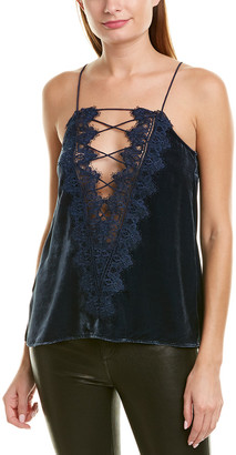 CAMI NYC The Charlie Silk Top