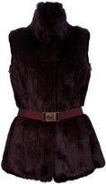 Burberry Belted gilet