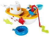 Fisher-Price Disney Mickey Mouse Clubhouse Quacky Fishin' Boat