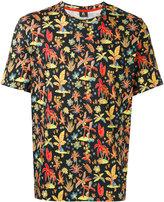 Paul Smith floral print T-shirt - men - Cotton - S