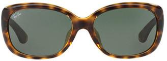 Ray-Ban RB4101F 371117 Sunglasses Tortoise