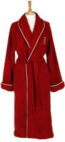 Gant Women's Red Crest Logo Robe