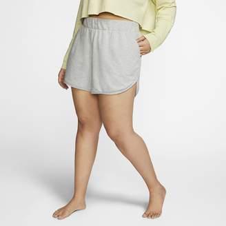 Nike Women's Shorts (Plus Size Yoga