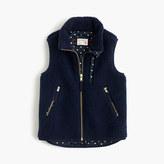 J.Crew Girls' sherpa vest
