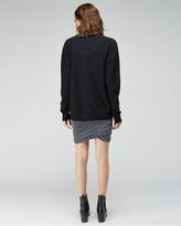 Alexander Wang distressed knit cardigan