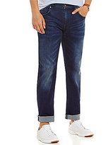HUGO BOSS BOSS Green Maine High Power Stretch Denim Jeans