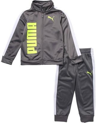Puma Tricot Jacket & Pants Track Set