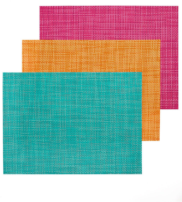 Chilewich Basketweave Brights Placemat