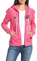 Juicy Couture Women's Venice Beach Microterry Hoodie