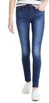 Madewell Women's High Riser Skinny Jeans