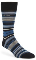 BOSS Men's Multistripe Socks