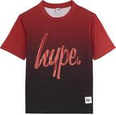 Hype Script fade print t-shirt 3-13 years