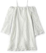Bardot Junior Lace Bell Sleeve Dress