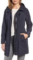 MICHAEL Michael Kors Women's Hooded Drawstring Long Coat
