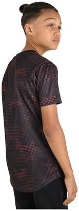 Rascal ChildrensRank Short Sleeve T-Shirt - Red/Black