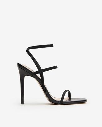 Express Steve Madden Nectur Heeled Sandals
