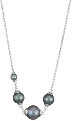 Lafayette 148 New York Freshwater Pearl Beaded Necklace